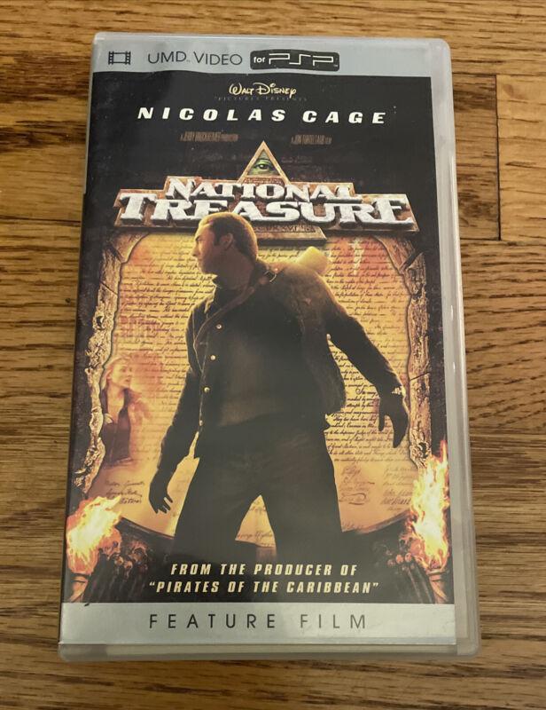 National Treasure (UMD Video)