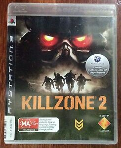 PlayStation 3 game Killzone 2 Belmont Geelong City Preview