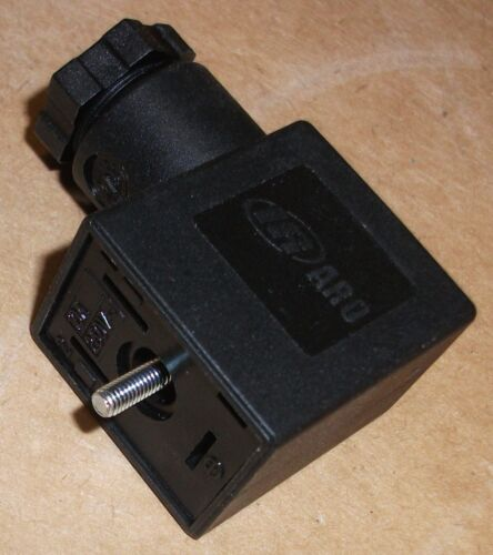 ARO IR INGERSOLL RAND CSN 22mm SOLENOID COIL CONNECTOR NONE LEAD TYPE TERMINAL