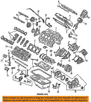 Acura HONDA OEM 91-92 NSX-Engine Piston 13220PR7A00