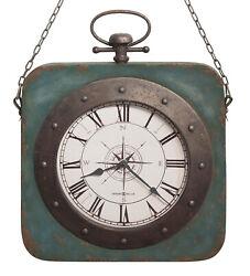 Howard Miller 625-634 (625634) Windrose Wall Clock Hanging Rustic Clock