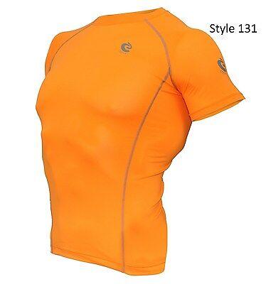 131 Orange Short Sleeve Shirt
