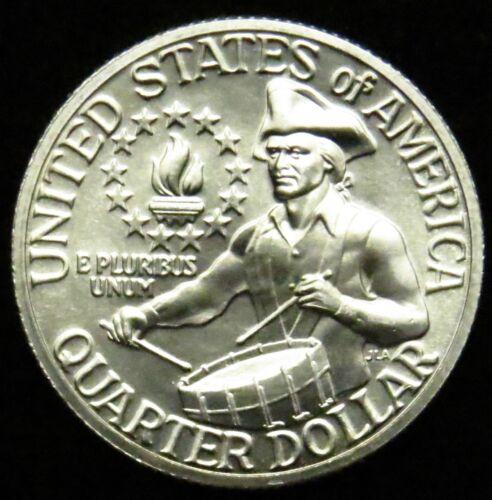"""Beautiful"" 1976 S Washington Deep Cameo Quarter ""PROOF"" 40% Silver US Mint Coin"