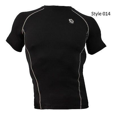 014 Black Short Sleeve Shirt
