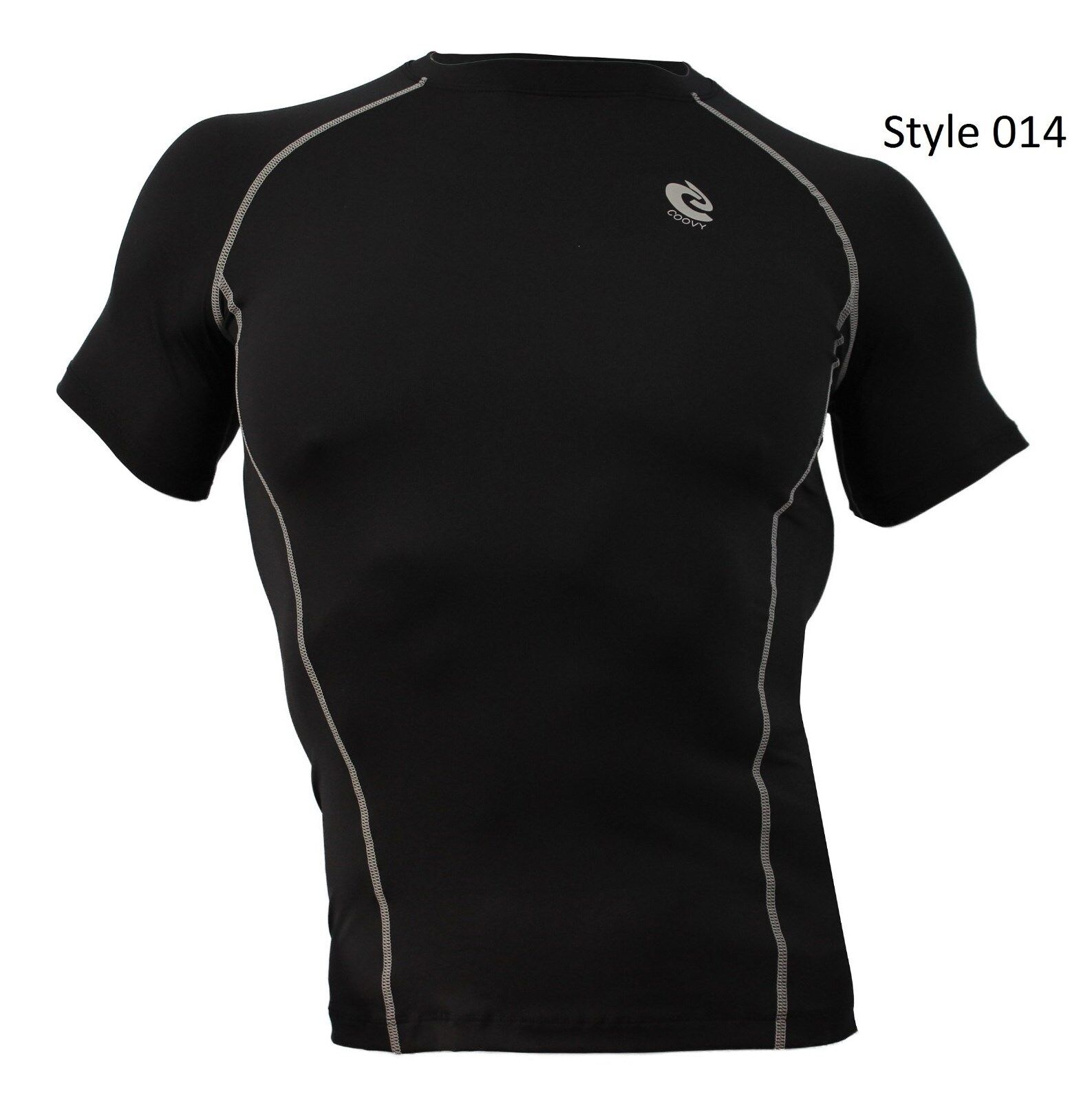 014 Black Short Sleeve Shirt