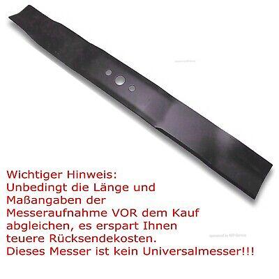 ersetzt SA33214 OREGON Mähmesser Ersatzmesser 47 cm für SABO-Rasenmäher