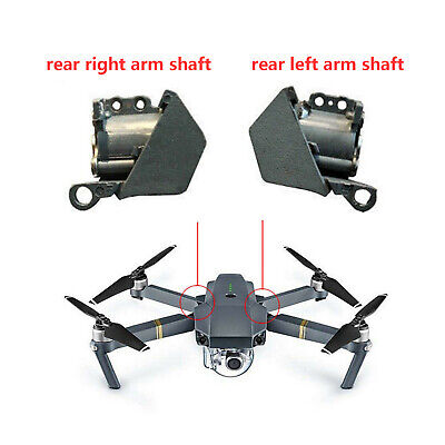 Left Right Back Rear Axis Arm Shaft Repair Parts for DJI Mavic Pro Drone