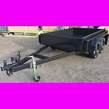 8x5 TANDEM TRAILER EXTRA HEAVY DUTY 2000KG 1 PCE FOLD FULL 2.5MM South Windsor Hawkesbury Area Preview