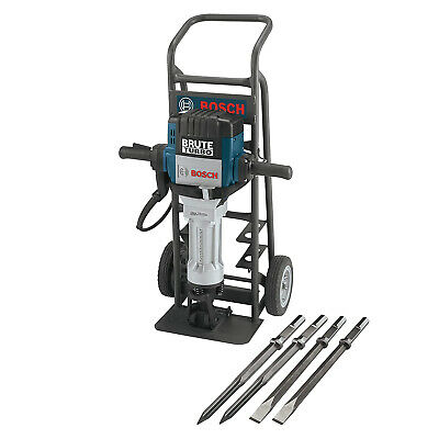 Bosch Bh2770vcd Brute Turbo Breaker Hammer Deluxe Tool Kit With Rolling Cart