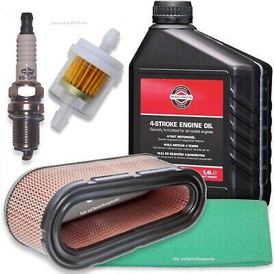 Rasenmäher 3 Ps Original Luftfilter Filter Briggs&stratton Motor