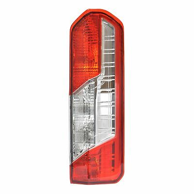 Kungfu Mall Car Rear Tail Light Red Lamp Lens Right Side for Ford Transit MK8 MKVIII 2014 Onward