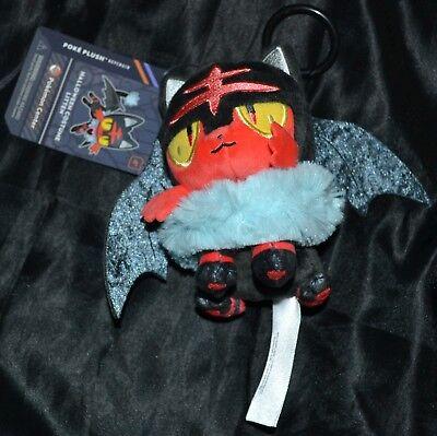 12.7cm Halloween Kostüm Litten Schlüsselanhänger Poke Plüsch Pokemon Center