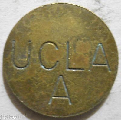 UCLA (Los Angeles, California) parking token - CA3450AJb