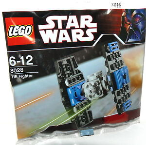 lego star wars star tie fighter set 8028 BRAND NEW SEALED