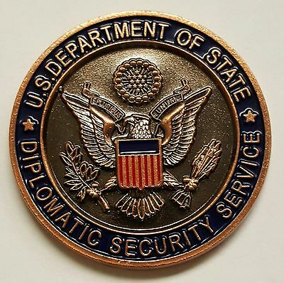 Us Department Of State Dss  Serving America Around The World