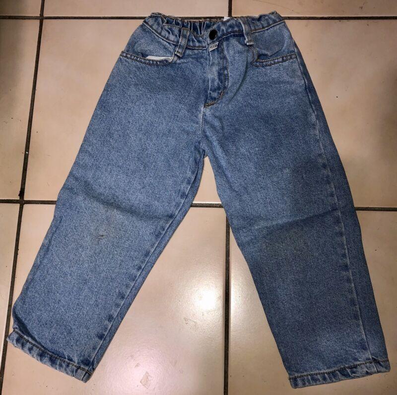 Vintage Baby Guess Denim Jeans Kids Size 4 Y