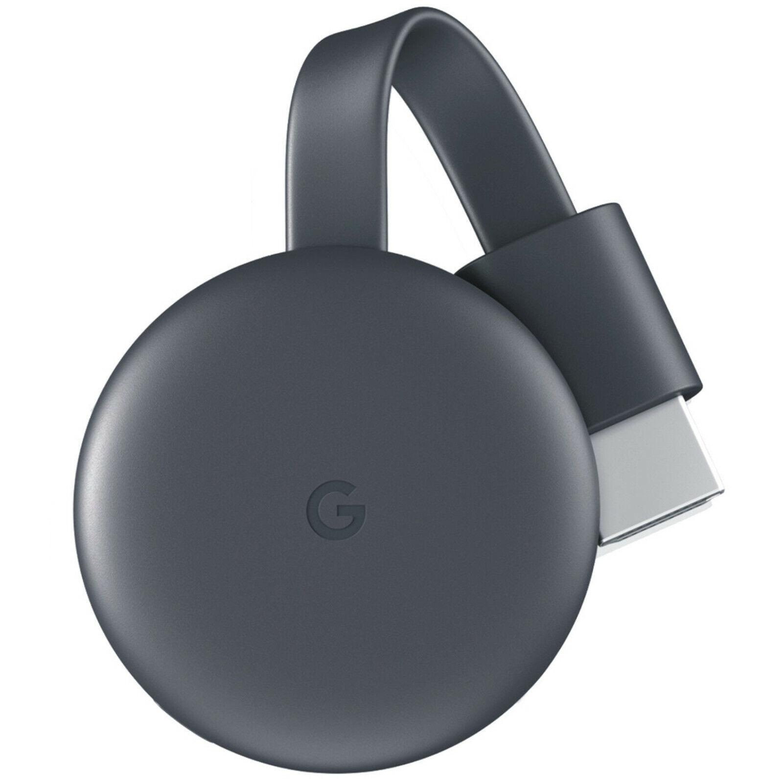 Google Chromecast 3, Transmisión Multimedia