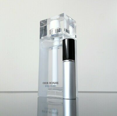 Dior Homme COLOGNE EDT - 5ml/0.17oz  Aluminum Travel Atomize