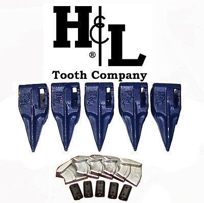 233st9 Bucket Teeth By Hl Fits 230 Series Adapters Hammerless Conversion 233