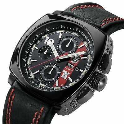 Luminox Tony Kanaan Limited Edition Swiss Automatic Chronograph Watch Model 1181