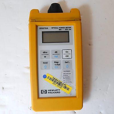 Hp E5970a Optical Power Meter