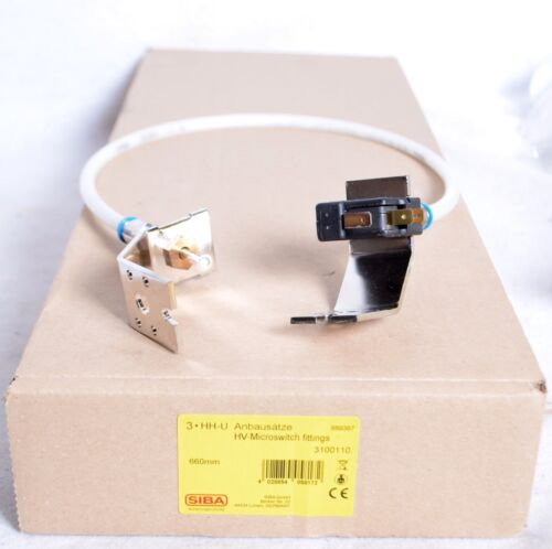 SIBA microswitch assembly 3100110