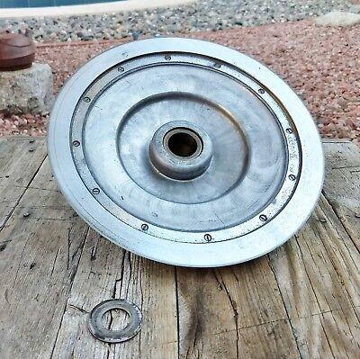 Vintage Globe Meat Slicer Model 75 Ring Blade And Center Plate Support Assembly