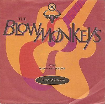 "The Blow Monkeys - La Passionara / Vibe Alive (7"" RCA Vinyl-Single Germany 1990)"