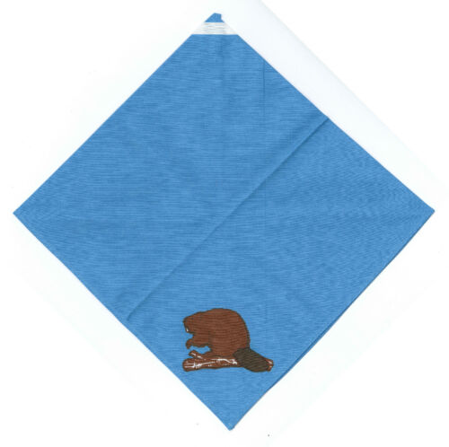 SCOUTS OF NIPPON (JAPAN) - BEAVER SCOUT Official Neckerchief (N/C) / Scarf