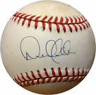 Derek Jeter Signed Baseball