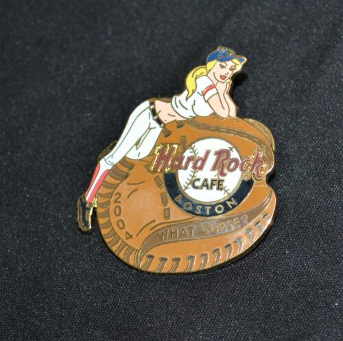 HARD ROCK CAFE 2004 Boston Baseball Champs Pin Pin # 26143