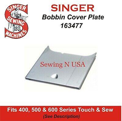 SINGER 47W62 BED SLIDE PLATE BACK #221174