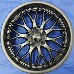 SET OF FOUR (4) SPEEDY 18x8 5/114.3 et45 CHEETAH Seacombe Gardens Marion Area Preview