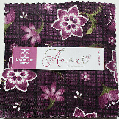 Amour Charm Pack From Maywood Studio - (42) 5