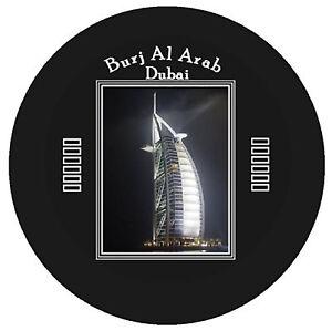 BARJ-AL-ARABI-DUBAI-ROTONDO-NEGOZIO-DI-SOUVENIR-MAGNETE-DEL-FRIGORIFERO-NATALE