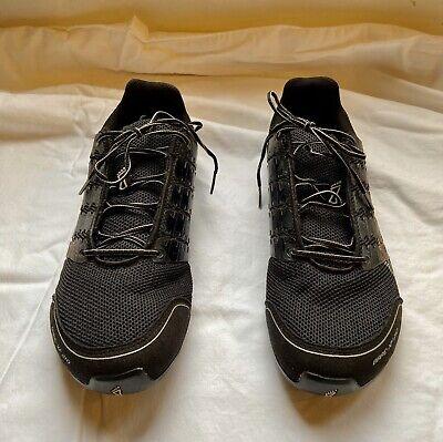 INOV-8 Bare-XF 210 Black Sz 9 Men 10.5 Women's Barefoot UNIsex Running Shoes