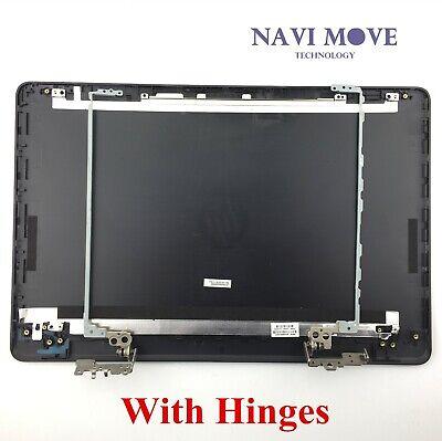 New HP 15-bs0xx 15-bw0xx 15-bs1xx 15-bw011dx LCD Back Cover + Hinges 924899-001