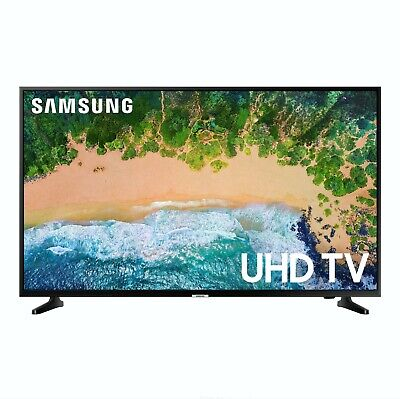 "Samsung 55"" UN55NU6900 Smart 4K UHD LED With HDR TV  - Black"