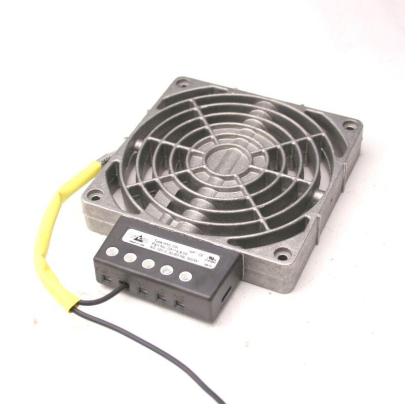 Stego HVL 031 03114.9-00 Fan Heater, Voltage: 120VAC, 50/60Hz, 300W