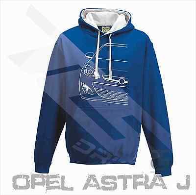 Opel Astra J Hoodie Pullover online kaufen