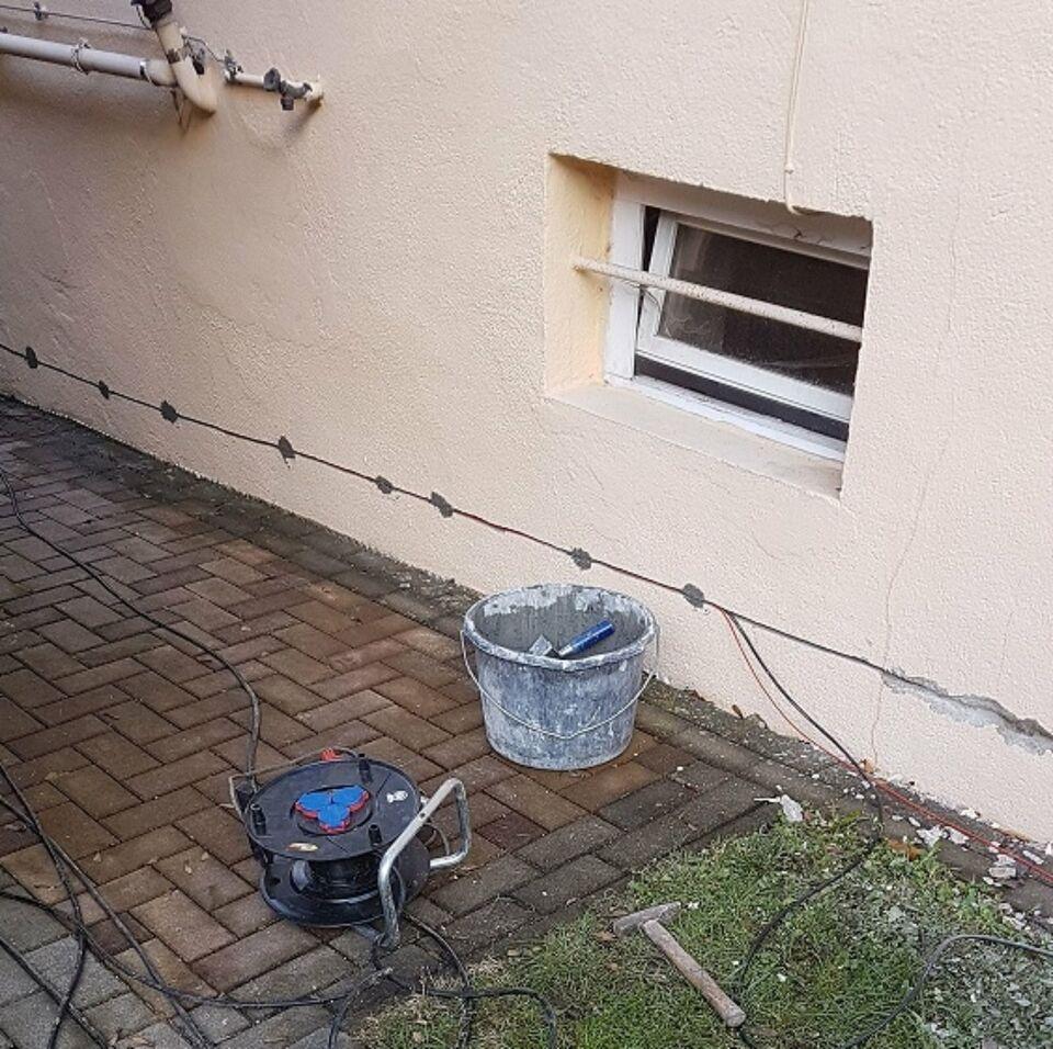 Feuchte Wände - das Profisystem für Jedermann... in Pirna