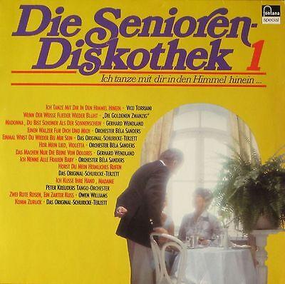 Deutsche Schlager Klassiker - Die Senioren-Discothek 1 (Vinyl-LP Germany 1979)