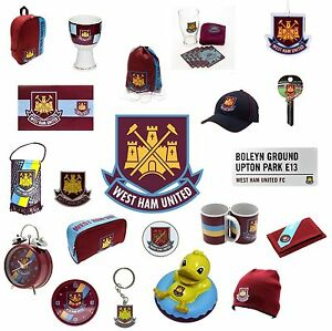 WEST-HAM-UNITED-F-C-Official-Football-Club-Merchandise-Gift-Xmas-Birthday
