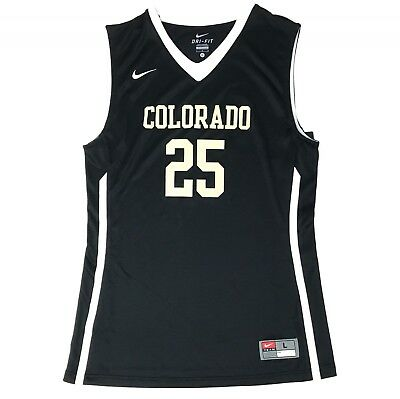 New Nike Colorado Buffaloes Hyper Elite Basketball Jersey Men