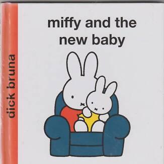 MIFFY AND THE NEW BABY Dick Bruna ~ HC 2006