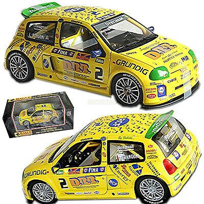 Renault Deporte Clio Trofeo 2000 #2 L.Rangoni 1:18 Universal Hobbies