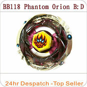 Beyblade Metal Fight 4D Phantom Orion