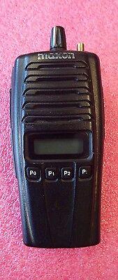 Maxon Sp7102 5 Watt 16 Ch. Vhf Portable Radio  Klm