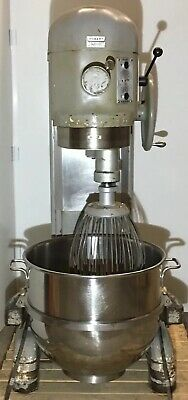 Hobart L-800 80 Qt Mixer W 80qt Bowl And Whisk Attachment Vmlh60d