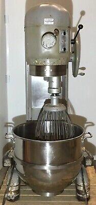 Hobart L-800 80 Qt Mixer W 80qt Bowl And Whisk Attachment Vmlh60d